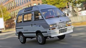 Subaru Libero - Mały i zwinny, a do tego z napędem na obie osie