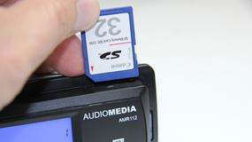 Test Audiomedia AMR112: radio samochodowe za 100 zł