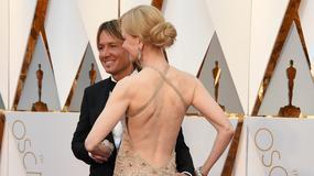 Oscary 2017: Zakochani Nicole Kidman i Keith Urban