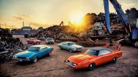 Heavy metal - porównanie muscle carów z lat siedemdziesiątych