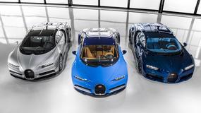 Pierwsze Bugatti Chiron gotowe do odbioru