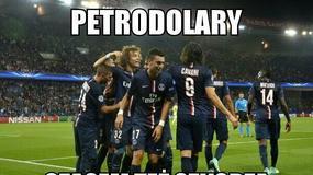 Barcelona pewnie pokonała PSG - memy po meczu