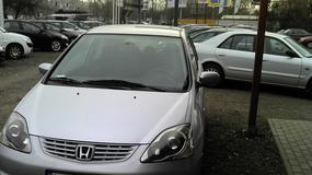 Auto z ogłoszenia: Honda Civic 1.4 - ksenony lewe, przeszłość niepewna