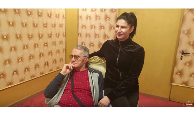 Milojko Božić i Aleksandra Jakšić