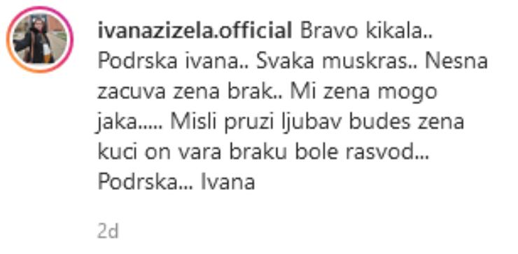 Ivana Živković Žizela