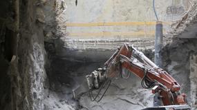 Budowa metra: fundamenty stacji Świętokrzyska gotowe