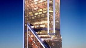 Najwyższy budynek Europy powstaje w Rosji