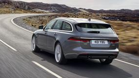 Nowy Jaguar XF Sportbrake – powrót do segmentu kombi Premium