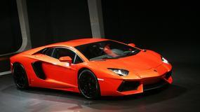 Lamborghini Aventador LP700-4: skrzydlata bestia