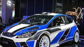 Nowa rajdówka Forda debiutuje w Paryżu