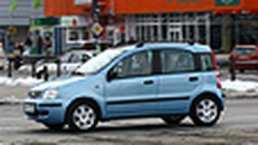 Fiat Panda 1.2 - Koło ratunkowe Fiata