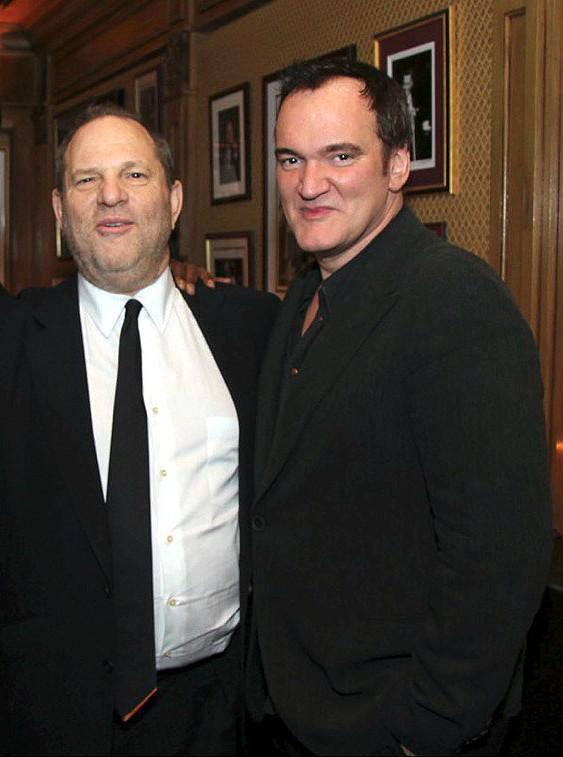 Harvi je napastvovao tadašnju Tarantinovu devojku