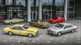 Opel świętuje 50-lecie modelu Commodore