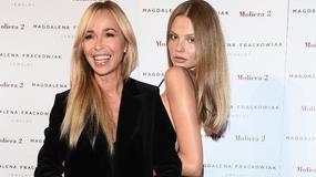 Joanna Przetakiewicz i Magdalena Frąckowiak całe na czarno na imprezie. Która wyglądała lepiej?