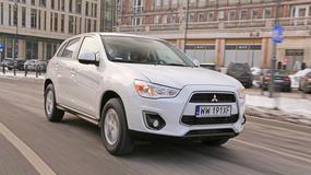 Mitsubishi ASX 1.6 DID 4WD - czy nowy diesel jest oszczędny?
