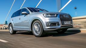 Audi Q7 e-tron - diesel pod napięciem