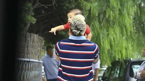 Lionel Messi czułym ojcem
