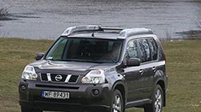 Nissan X-Trail 2.0 dci LE - Wygodny, ale drogi