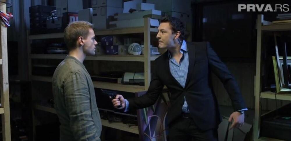 Milan glumi KOMARCA u ''Igri sudbine'' a niko ne zna da je brat jednog od NAJPOZNATIJIH GLUMACA U SRBIJI!