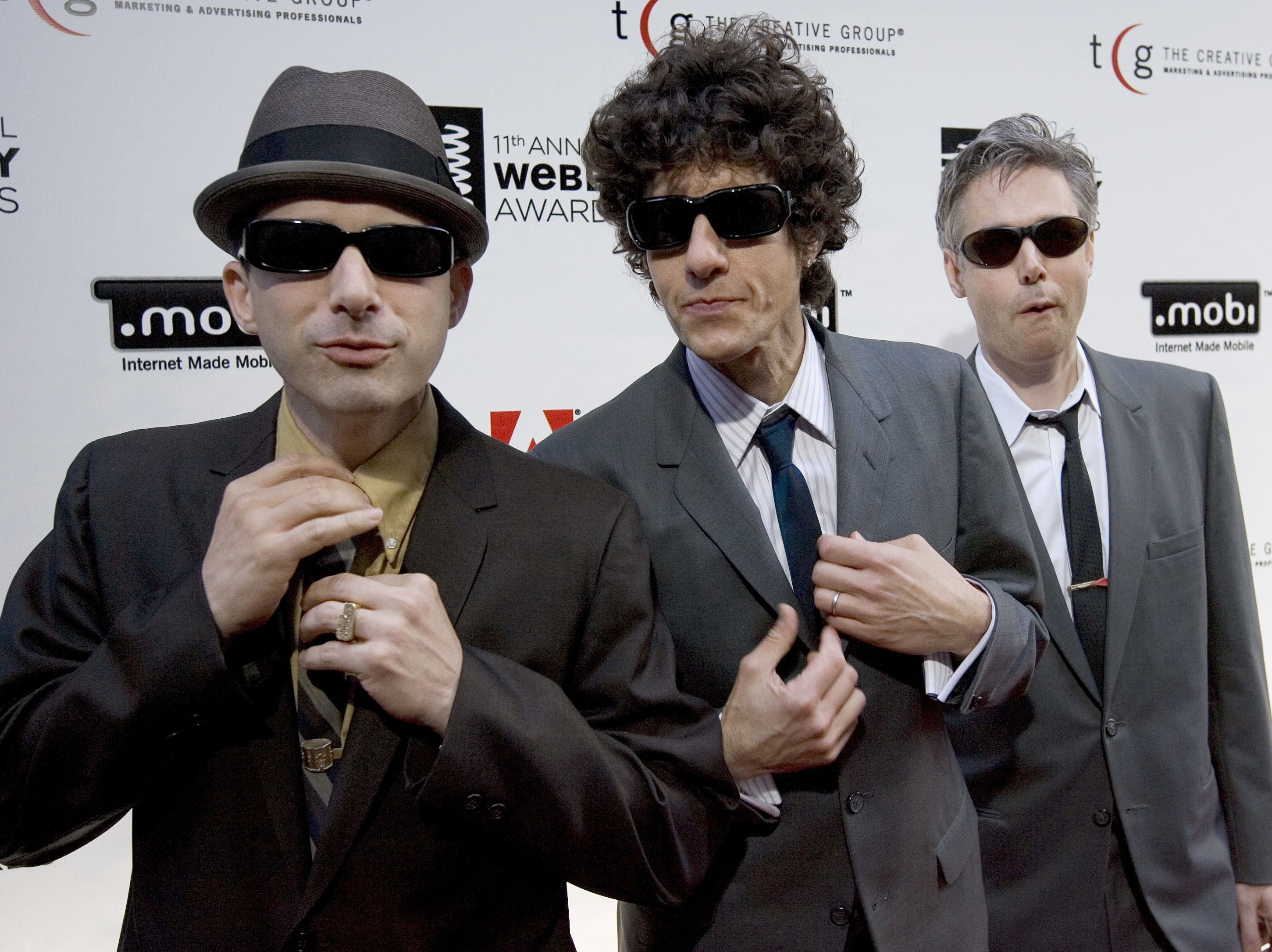Beastie Boys nominowani do Rock and Roll Hall of Fame (2007)