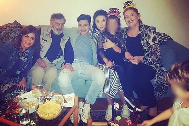 Porodica Miše Janketića