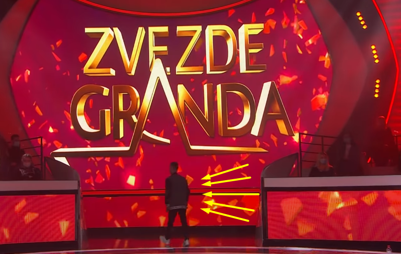 "Glumac OPLEO po ŽIRIJU šoua Zvezde Granda: ""Ljubomora..."""