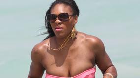 Kobiety XL w kostiumach plażowych. One kochają swoje ciała