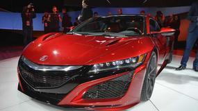 Honda NSX: powrót legendarnego superauta
