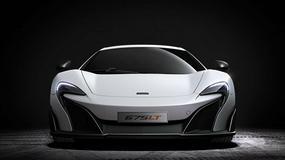 McLaren 675 LT wyprzedany