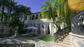 Posiadłość Versace wystawiona na sprzedaż