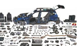 Test długodystansowy BMW X3 2.0d - Forma bez stabilizacji