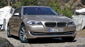 Test długodystansowy BMW serii 5 - Egzamin zdany celująco!