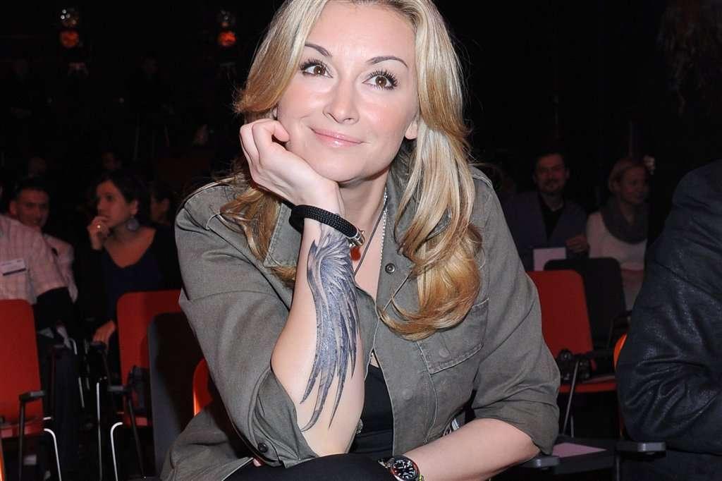 Wojciechowska Ma Nowy Wielki Tatuaż