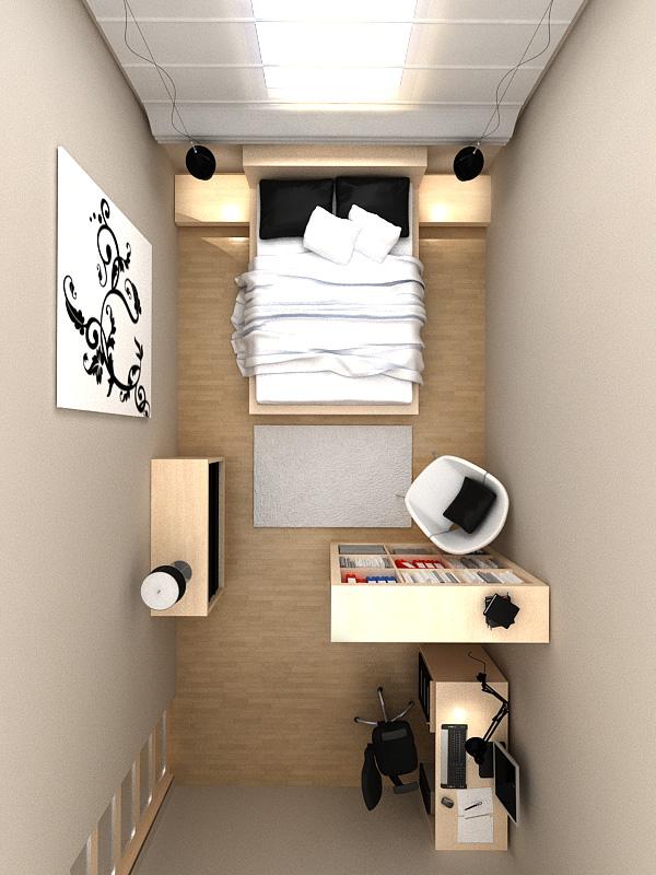 Jak Funkcjonalnie Urządzić Prostokątny Pokój Dom
