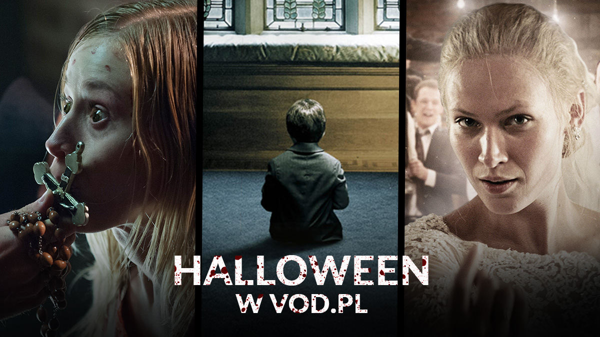 Horrory - najlepsze na Halloween