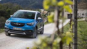 Opel Crossland X - Dwa w jednym