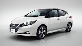Nowy Nissan Leaf – ładniejszy i o większym zasięgu