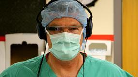 Google Glass pomoże podczas operacji chirurgicznych