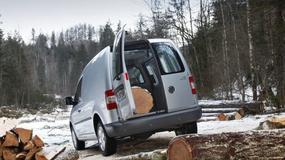 Volkswagen Caddy 4MOTION - Już w salonach
