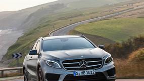 IAA Frankfurt 2013: Mercedes-Benz GLA przed premierą