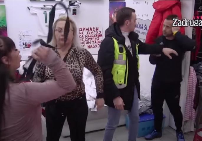 Evo KAKO JE PROTEKLO suočavanje oči u oči Miljane Kulić i Marka Đedovića na SUDU!