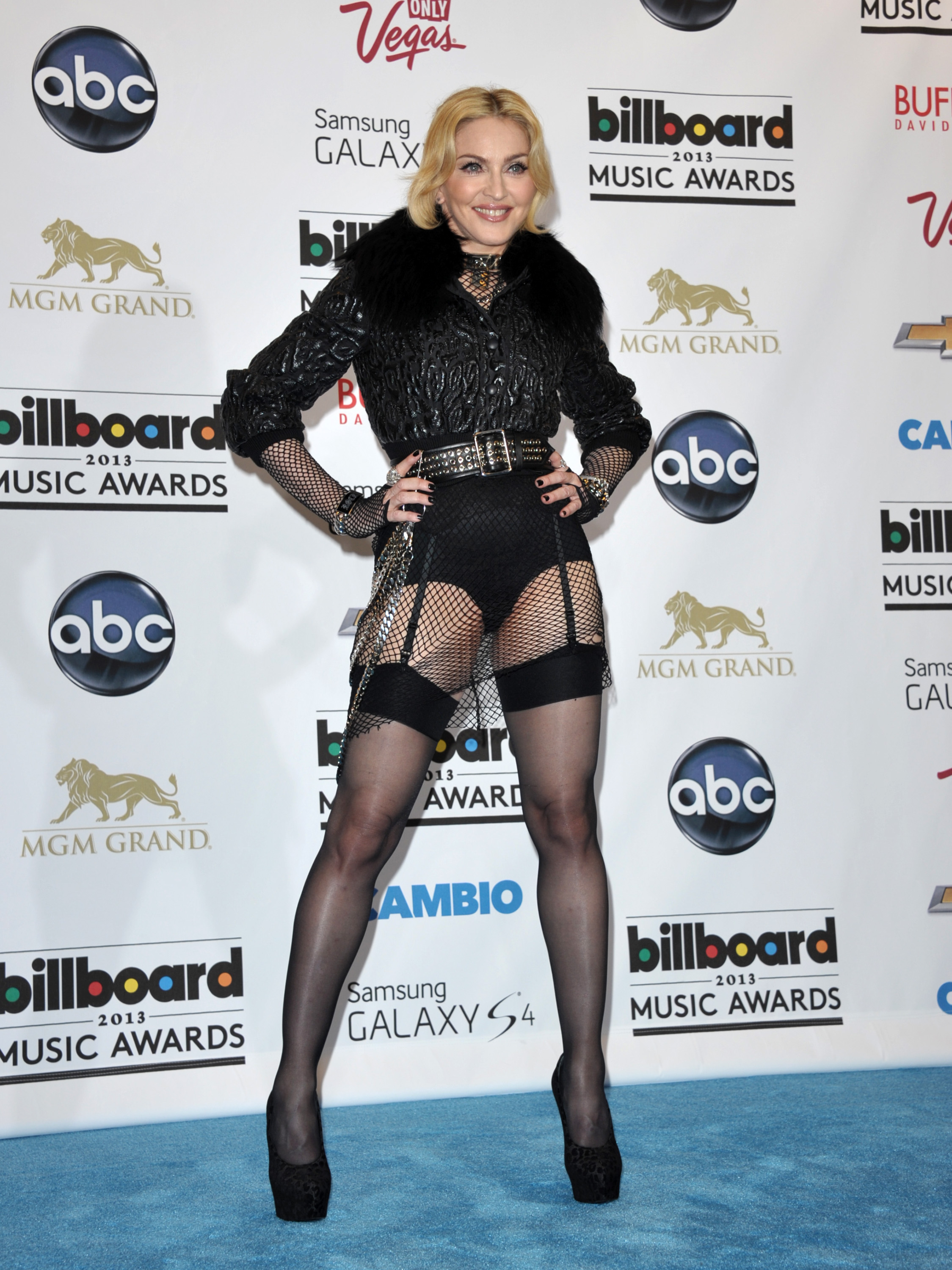 Madonna na gali Billboard Music Awards 2013