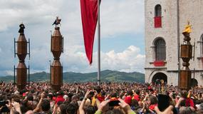 Festiwal Świec w średniowiecznym Gubbio