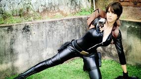Shermie, piękna cosplayerka z Brazylii