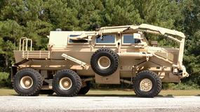 Te pojazdy wojskowe robią wrażenie!