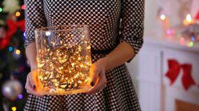 Jak wykorzystać lampki choinkowe przez cały rok - pięć fajnych dekoracji