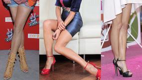 TOP 10: najpiękniejsze nogi w polskim show-biznesie