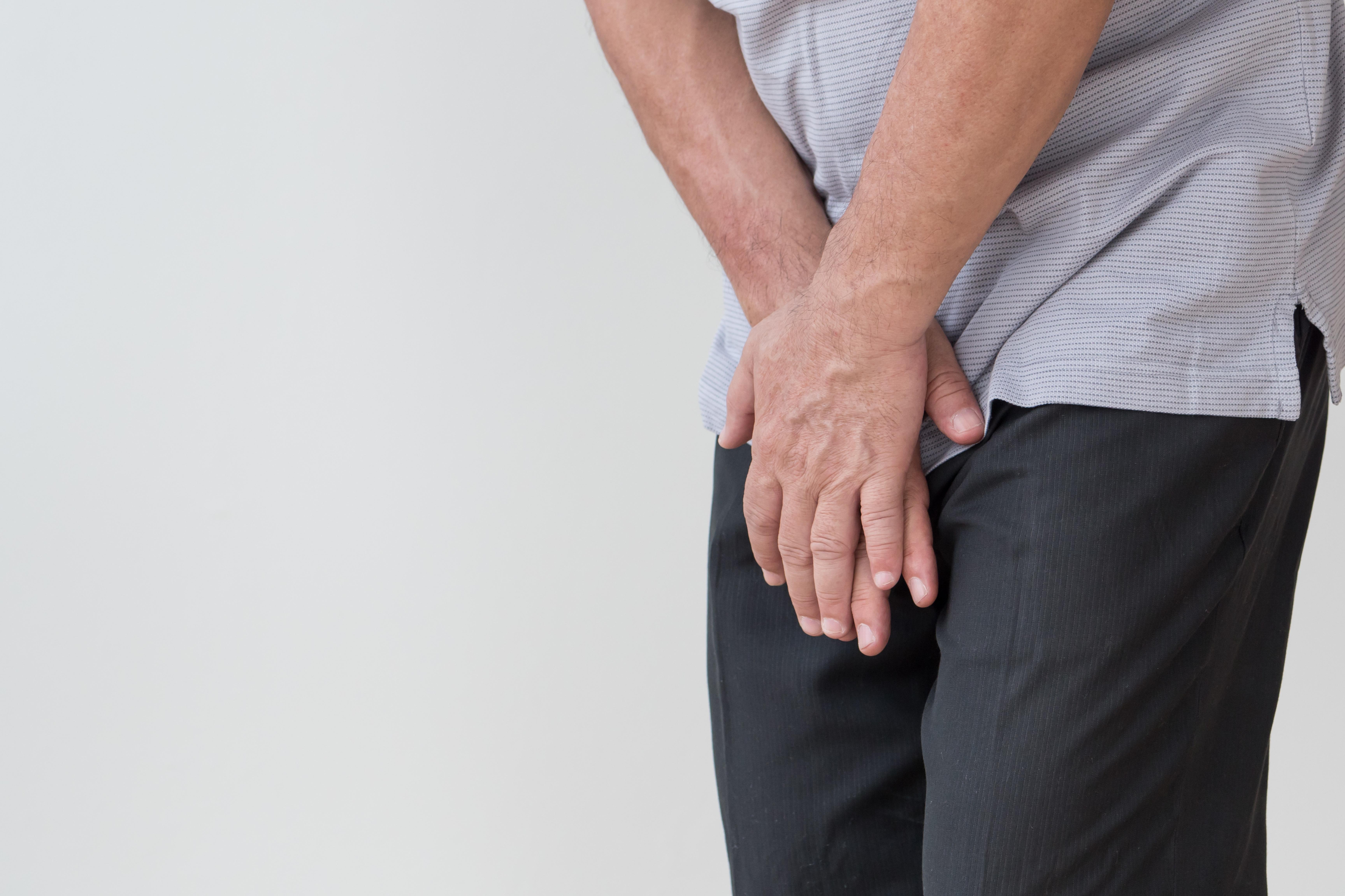 Duży problem z penisem