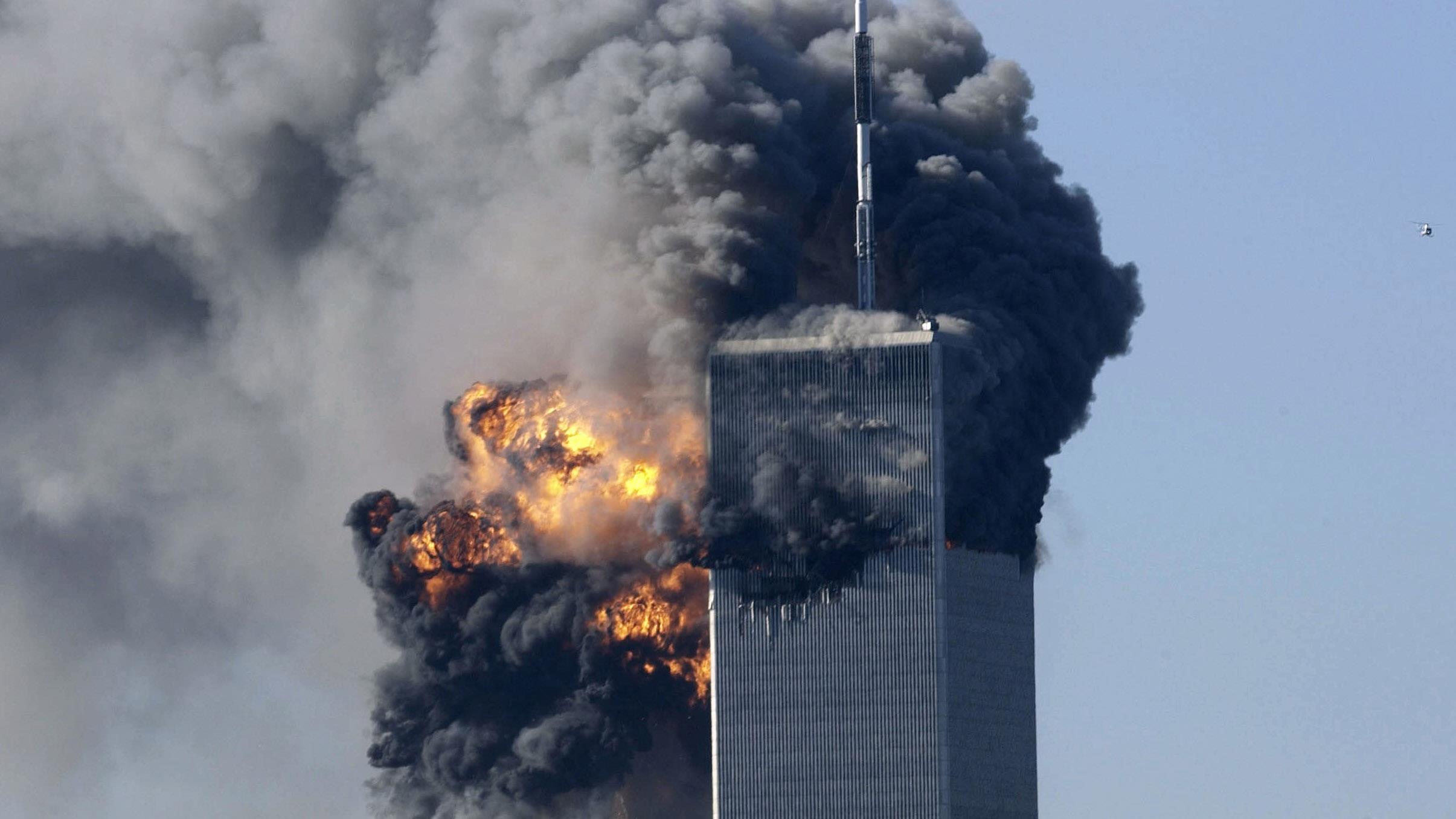 Ostatni telefon z World Trade Center. Wstrząsające nagranie