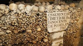 """Katakumby w Paryżu - """"miasto zmarłych"""" będzie otwarte dla turystów do wieczora"""